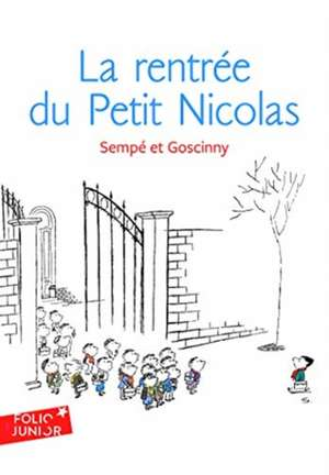 Rentree Du Petit Nicolas