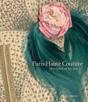 Paris Haute Couture de Anne Zazzo