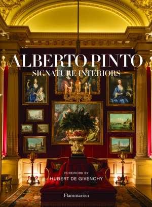 Alberto Pinto Interior Design de Anne Bony