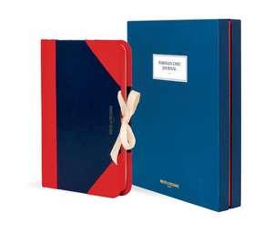 Parisian Chic Journal (blue, medium)