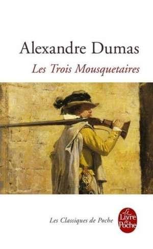 Les Trois Mousquetaires:  Comedie En Trois Actes de Alexandre Dumas