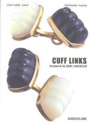 Cuff Links:  Vintage Treasure de Bertrand Pizzin