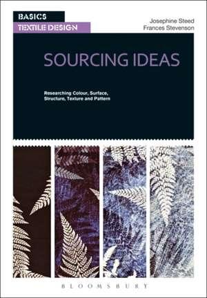 Basics Textile Design 01: Sourcing Ideas imagine