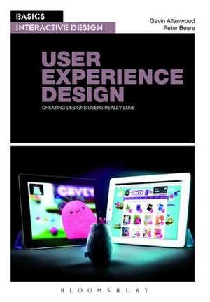 Basics Interactive Design: User Experience Design imagine