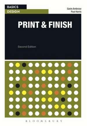 Basics Design: Print and Finish imagine