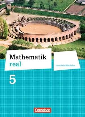 Mathematik real 5. Schuljahr. Schuelerbuch. Realschule Nordrhein-Westfalen