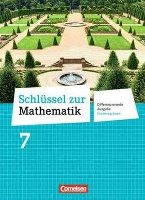 Schluessel zur Mathematik 7. Schuljahr. Schuelerbuch Differenzierende Ausgabe Niedersachsen