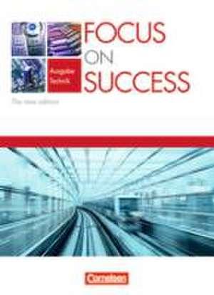 Focus on Success - Schuelerbuch - Technik - The New Edition