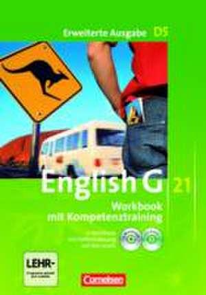 English G 21. Erweiterte Ausgabe D 5. Workbook mit e-Workbook und CD-Extra