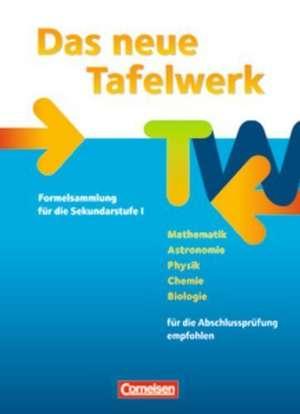 Das neue Tafelwerk 2011. Schuelerbuch. Westliche Bundeslaender