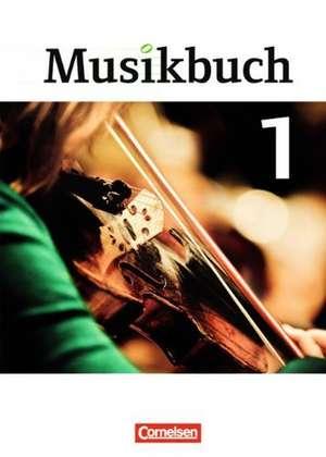 Musikbuch 01. Schuelerbuch Sekundarstufe I