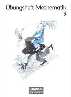 Mein Mathematikbuch. Ab 9. Schuljahr. Arbeitsheft
