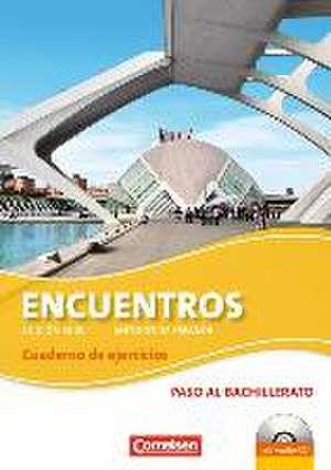 Encuentros 03. Cuaderno de ejercicios mit Audios online