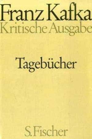 Tagebücher Kommentar de Franz Kafka