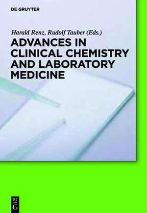 Advances in Clinical Chemistry and Laboratory Medicine