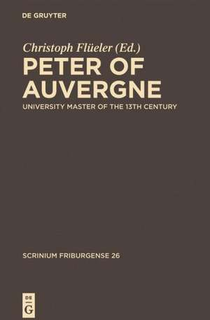 Peter of Auvergne