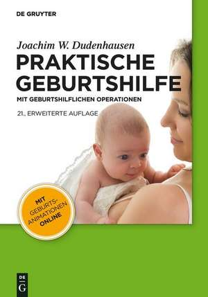 Praktische Geburtshilfe