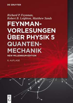 Quantenmechanik de Richard P. Feynman