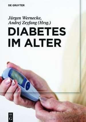 Diabetes im Alter