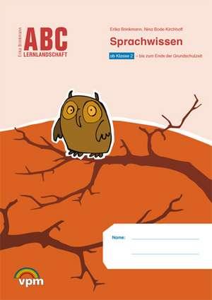 ABC Lernlandschaft 2+. Sprachwissen