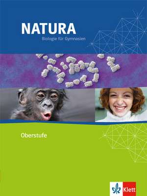 Natura - Biologie fuer Gymnasien. Schuelerbuch mit CD-ROM 11./12. Schuljahr