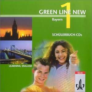 Green Line New 1. Audio CD. Bayern