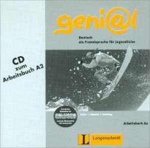 geni@l A2 - Audio-CD zum Arbeitsbuch A2