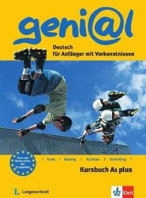geni@l A1 plus - Kursbuch A1 plus
