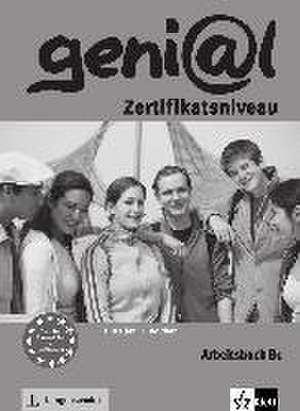 geni@l B1 - Arbeitsbuch B1 mit Audio-CD