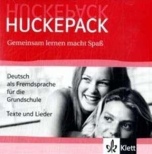 Huckepack. Gemeinsam lernen macht Spaß: de la  7 ani. Materiale pentru clasa primară
