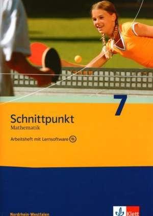 Schnittpunkt Mathematik - Neubearbeitung. 7. Schuljahr. Ausgabe Nordrhein-Westfalen