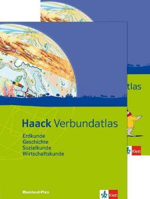 Haack Verbundatlas. Ausgabe fuer Rheinland-Pfalz und Saarland