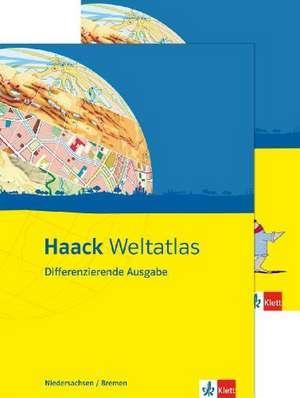 Haack Weltatlas Differenzierende Ausgabe. Ausgabe fuer Niedersachsen und Bremen