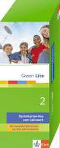Green Line 2. Vokabel-Lernbox