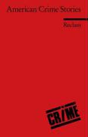 American Crime Stories de Armin Arnold