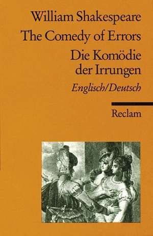Die Komoedie der Irrungen / The Comedy of Errors
