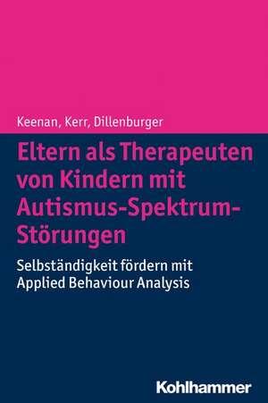 Eltern ALS Therapeuten Von Kindern Mit Autismus-Spektrum-Storungen
