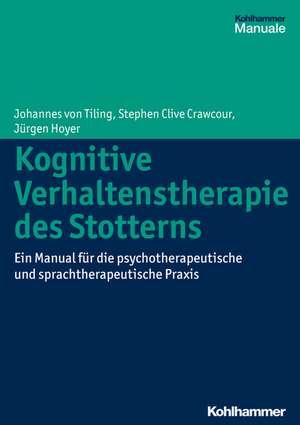 Kognitive Verhaltenstherapie Des Stotterns