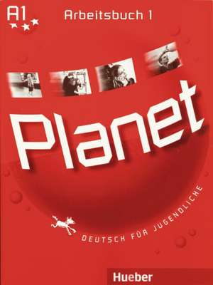 Planet 1. Arbeitsbuch