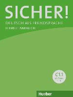 Sicher! C1/1 Lehrerhandbuch de Sönke Andresen