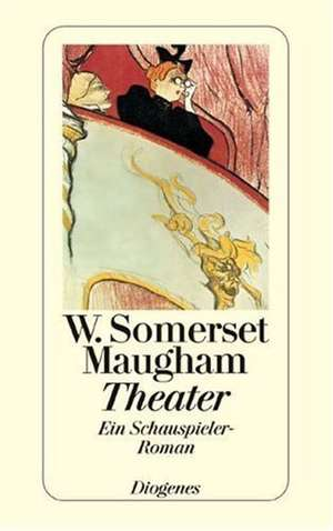 Theater de W. Somerset Maugham