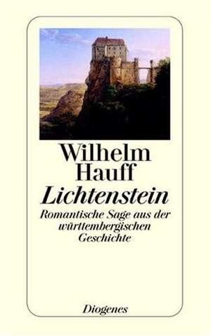 Lichtenstein de Wilhelm Hauff