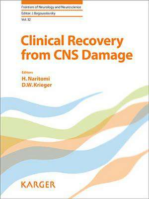 Clincal Recovery from CNS Damage