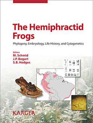Hemiphractid Frogs