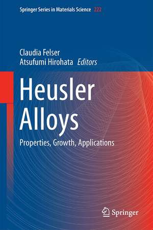 Heusler Alloys