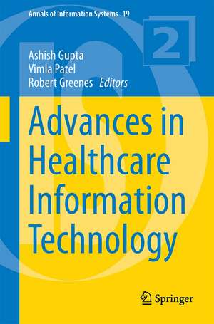 Advances in Healthcare Informatics and Analytics