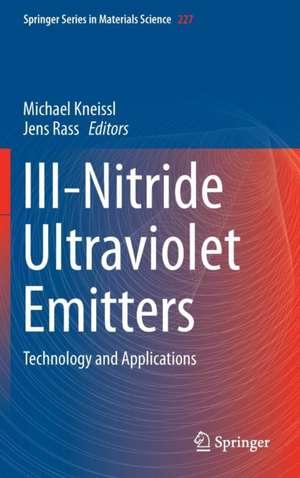 III-Nitride Ultraviolet Emitters
