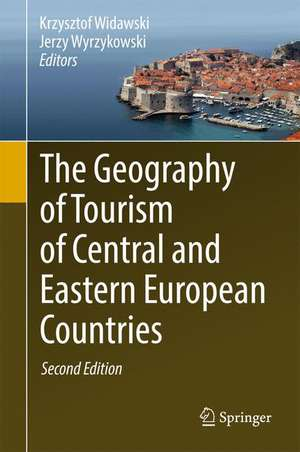 The Geography of Tourism of Central and Eastern European Countries imagine