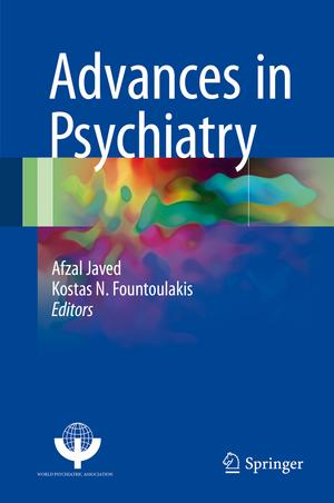 Advances in Psychiatry de Afzal Javed