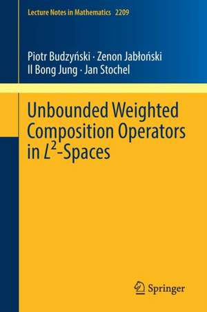 Unbounded Weighted Composition Operators in L²-Spaces de Piotr Budzyński